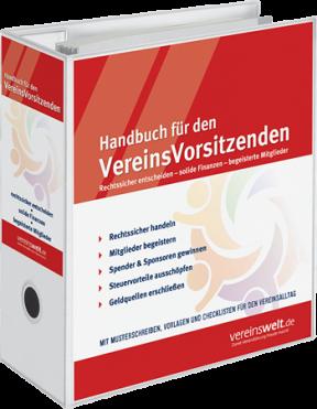 Handbuch für den Vereinsvorsitzenden